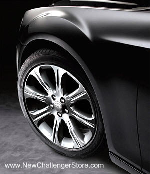 Dodge Challenger Parts And Accessories Store Wheels